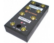 RELE TELETRONIC 75A T6675Z  E-3/32VDC  S-660VAC
